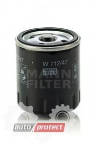 Фото 1 - MANN-FILTER W 712/47 масляный фильтр