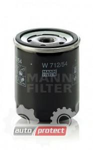 Фото 1 - MANN-FILTER W 712/54 масляный фильтр
