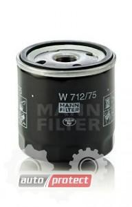 ���� 1 - MANN-FILTER W 712/75 �������� ������