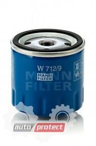 ���� 1 - MANN-FILTER W 712/9 �������� ������