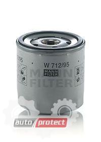 Фото 1 - MANN-FILTER W 712/95 масляный фильтр