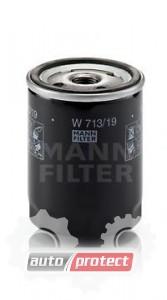 Фото 1 - MANN-FILTER W 713/19 масляный фильтр