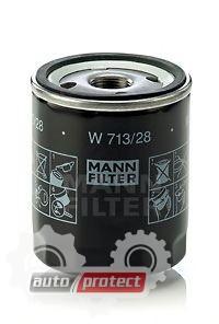 Фото 1 - MANN-FILTER W 713/28 масляный фильтр