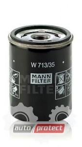 Фото 1 - MANN-FILTER W 713/35 масляный фильтр
