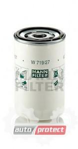 Фото 1 - MANN-FILTER W 719/27 масляный фильтр
