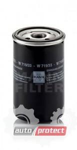 Фото 1 - MANN-FILTER W 719/33 масляный фильтр