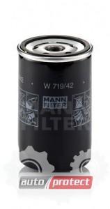 Фото 1 - MANN-FILTER W 719/42 масляный фильтр