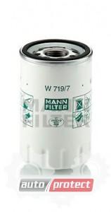 Фото 1 - MANN-FILTER W 719/7 масляный фильтр