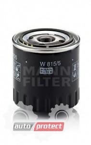 Фото 1 - MANN-FILTER W 815/5 масляный фильтр
