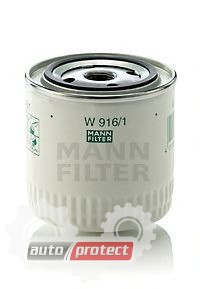 Фото 1 - MANN-FILTER W 916/1 масляный фильтр