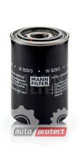 Фото 1 - MANN-FILTER W 929/3 масляный фильтр