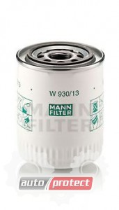 Фото 1 - MANN-FILTER W 930/13 масляный фильтр