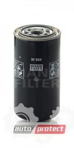 Фото 1 - MANN-FILTER W 954 масляный фильтр