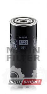 Фото 1 - MANN-FILTER W 962/2 масляный фильтр
