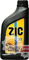 Фото 1 - ZIC 2T Moto Полусинтетическое масло для 2Т бензиновых двигателей