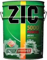 ���� 2 - ZIC X5000 15W-40 �������� �����