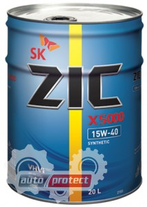 ���� 1 - ZIC X5000 15W-40 �������� ����� 1