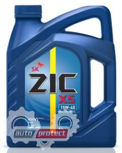���� 1 - ZIC X5 15W-40 �������� ����� 1