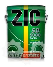 Фото 3 - ZIC X3000 15W-40 Моторное масло