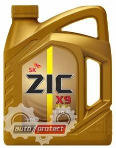 Фото 1 - ZIC X9 5W-30 Моторное масло 1