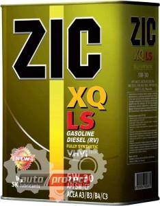 Фото 2 - ZIC X9 LS 5W-30 Моторное масло