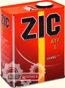 Фото 2 - ZIC ATF II Трансмиссионное масло