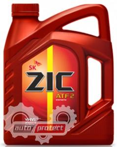 Фото 1 - ZIC ATF II Трансмиссионное масло 1