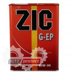 Фото 2 - ZIC G-EP 80W-90 Трансмиссионное масло