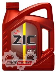 Фото 1 - ZIC G-EP 80W-90 Трансмиссионное масло  1