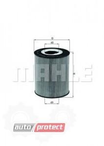 Фото 1 - MAHLE OX 146D масляный фильтр