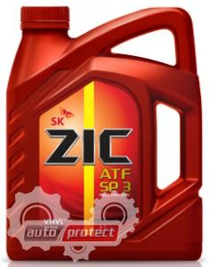 Фото 1 - ZIC ATF SP-III Синтетическое трансмиссионное масло 1