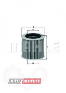 Фото 1 - MAHLE OX 360D масляный фильтр