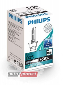 Фото 1 - Philips X-TreamVision D2S 85V 35W Автолампа ксенон, 1ш