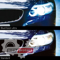 ���� 4 - Philips BlueVision Ultra HB4 12V 55W ��������� �������, 1��