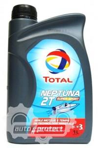 Фото 1 - Total Neptuna 2T Super Sport Минеральное масло для 2Т двигателей