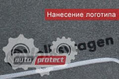 Фото 3 - EMC Elegant Коврики в салон для Citroen Berlingo Van передки с 2008-12 текстильные серые 5шт