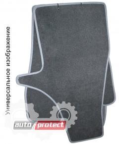 Фото 1 - EMC Elegant Коврики в салон для Fiat 500 с 2011 текстильные серые 5шт