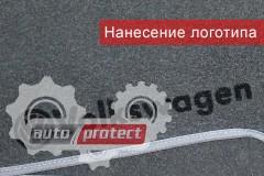 Фото 3 - EMC Elegant Коврики в салон для Peugeot Partner c 2001 текстильные серые 5шт