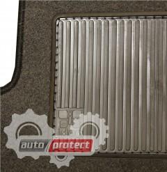 Фото 3 - Carrera Стандарт коврики в салон для ВАЗ 2110 / 11 / 12 / Priora текстильные, черные 4шт