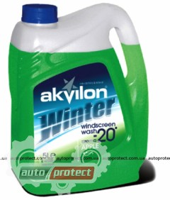 Фото 1 - Akvilon Akvilon Winter Жидкость для омывания стекл готовая, до -20С