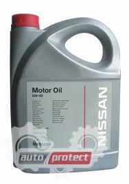 Фото 1 - NISSAN 10W-40 (EU) Mоторное масло