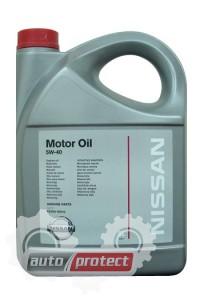 Фото 1 - NISSAN Motor Oil 5W-40 (EU) Моторное масло