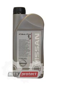 Фото 1 - NISSAN AT-Matic J Fluid Оригинальное трансмиссионное масло