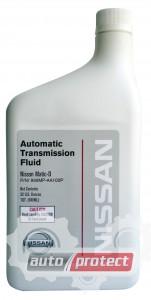 Фото 1 - NISSAN ATF Matic-D Оригинальное трансмиссионное масло