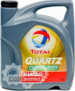 Фото 1 - Total QUARTZ 9000 FUTURE NFC 5W-30 Моторное масло