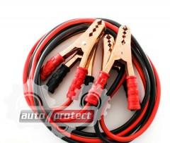 Фото 1 - Carlife BC652 Провода прикуривания, 500А 3.5м сумка 1