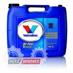Фото 1 - Valvoline All Fleet Superior LE 10W-40 Полусинтетическое моторное масло