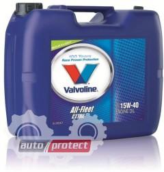 Фото 1 - Valvoline All Fleet Extra 15W-40 Минеральное моторное масло
