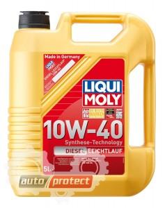 Фото 2 - Liqui Moly Diesel Leichtlauf 10W-40 Моторное масло (1386, 1388, 8034)