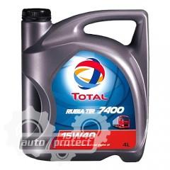 Фото 1 - Total Total Rubia TIR 7400 15W-40 Моторное масло